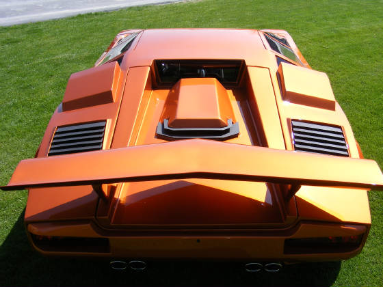 Lamborghini Replica Kitcar