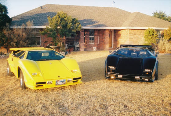 Buy This Business and Build your Own Affordable Lamborghini Countach ...